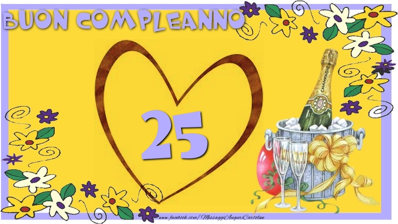 Super Cartoline auguri 25 anni - Pagina 4 - messaggiauguricartoline.com SR12