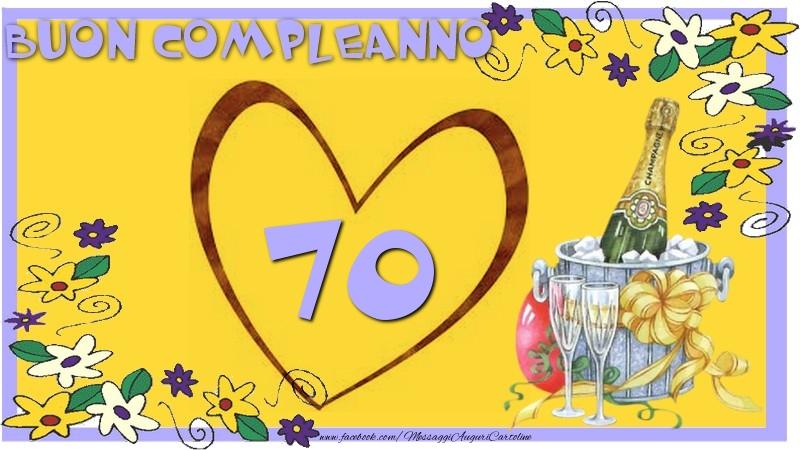 Ben noto Cartoline auguri 70 anni - Pagina 4 - messaggiauguricartoline.com LJ51