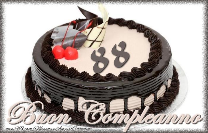 88 anni BuonCompleanno