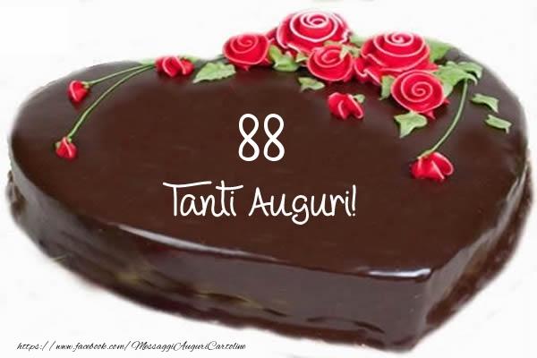 88 anni Tanti Auguri!