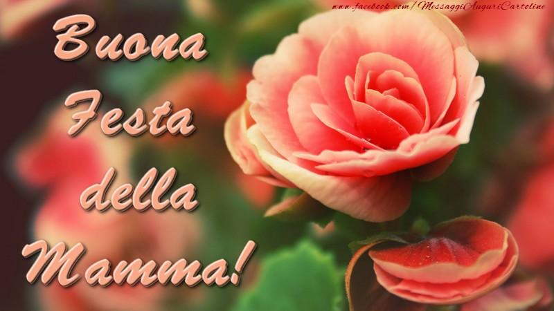 Cartoline di Festa della mamma - Buona Festa della Mamma!