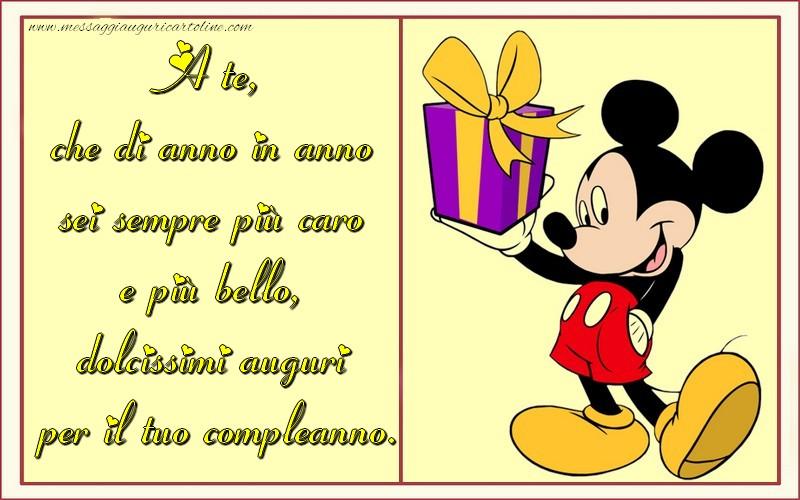 Il più popolari cartoline per bambini - Dolcissimi auguri per il tuo quarto compleanno.