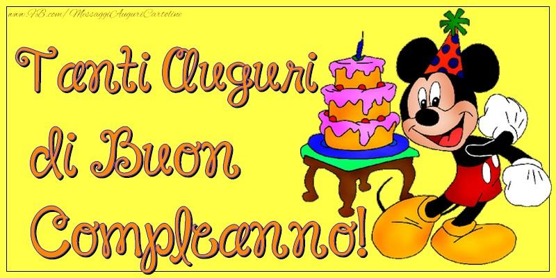 Favorito Auguri Di Compleanno Per Bambini | Tattoorepentigny IY05