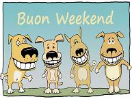 Messaggi di buon Weekend