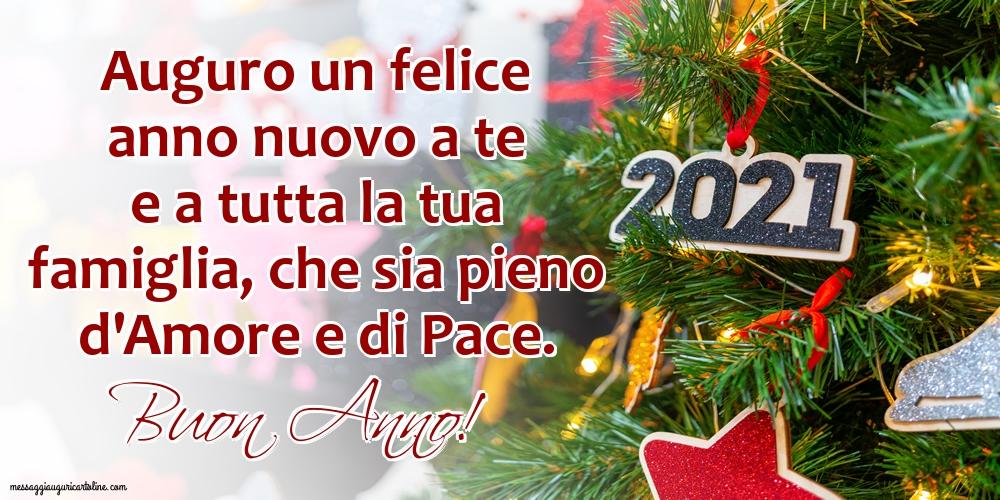 Cartoline di Buon Anno - Buon Anno!