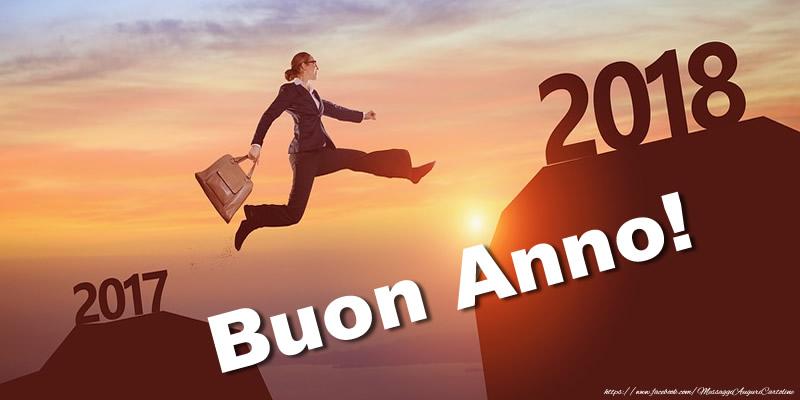 Cartoline di Buon Anno - 2017-2018 Buon Anno!