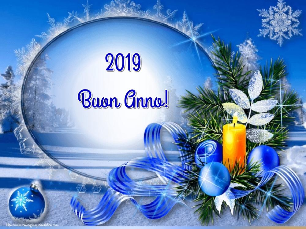Cartoline di Buon Anno - 2019 Buon Anno!