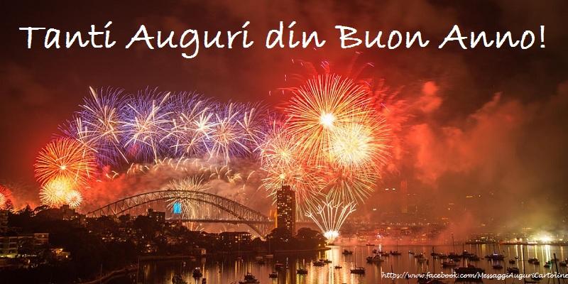 Buon Anno tanti auguri di Buon Anno