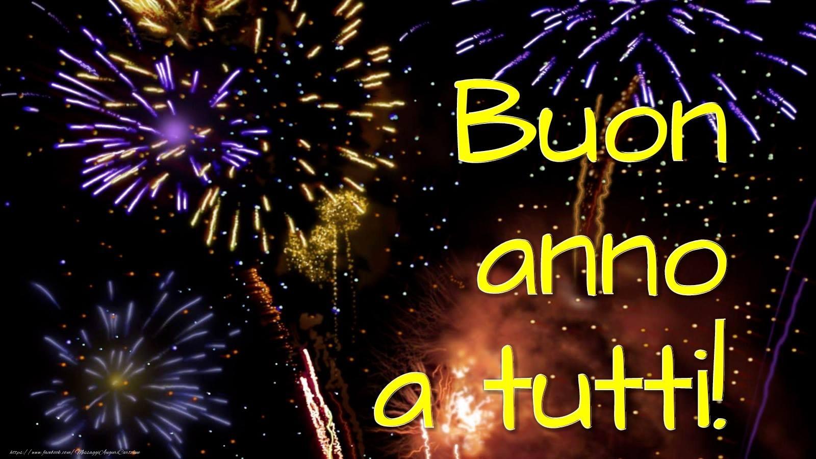 Il più popolari cartoline di Buon Anno - Buon Anno a tutti!