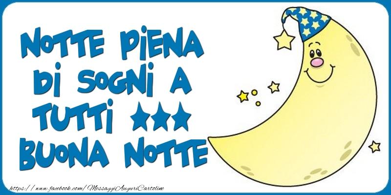 Cartoline di buonanotte - Buona Notte