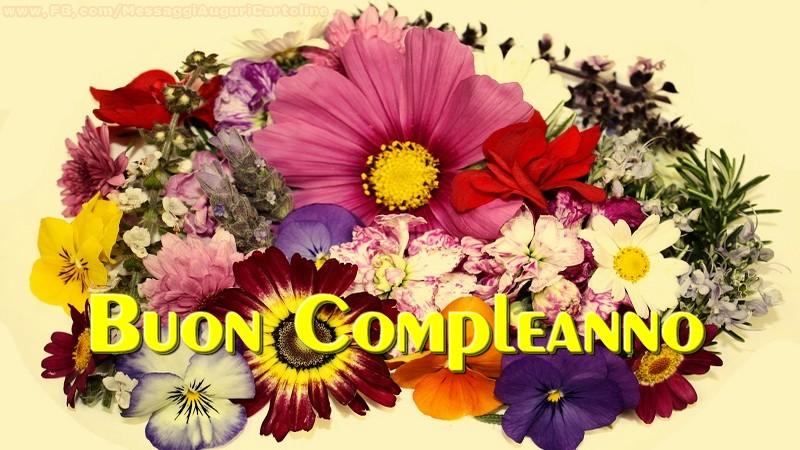 Il più popolari cartoline di compleanno - Buon Compleanno
