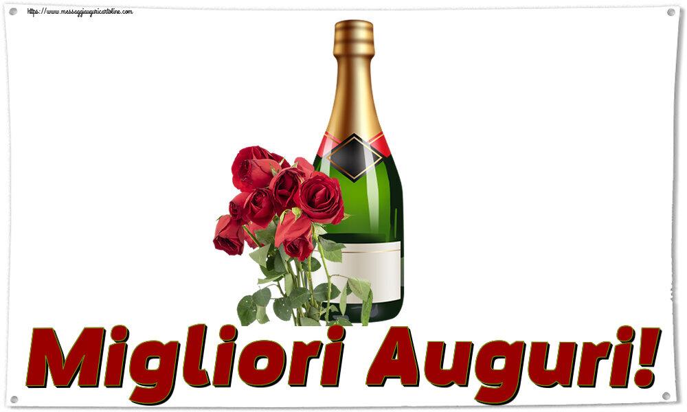 Cartoline di compleanno - Migliori Auguri! - messaggiauguricartoline.com