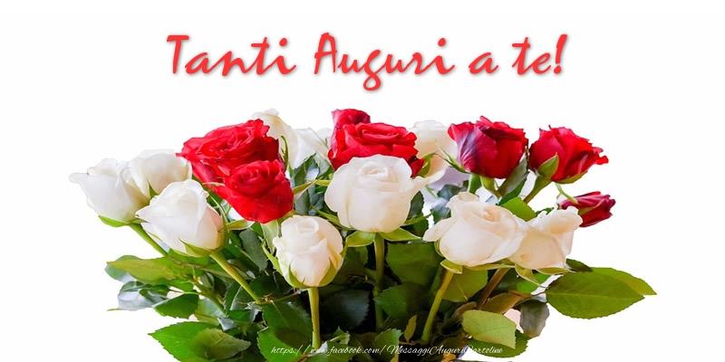 Il più popolari cartoline di compleanno - Tanti Auguri a te!