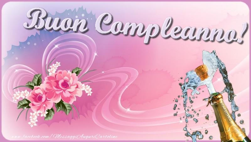 Il più popolari cartoline di compleanno - Buon compleanno!