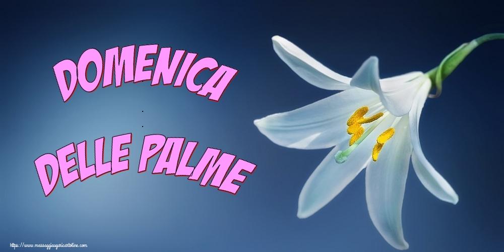 Cartoline Domenica delle Palme - Domenica delle Palme