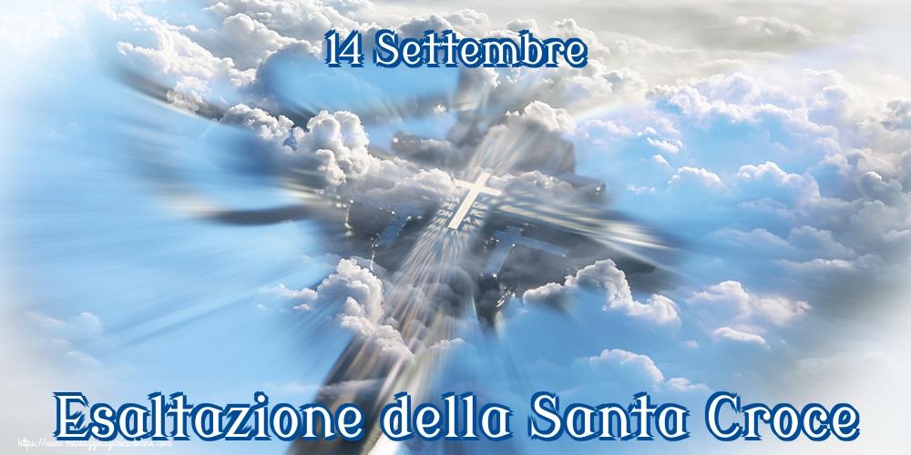 Cartoline per la Esaltazione della Santa Croce - 14 Settembre Esaltazione della Santa Croce