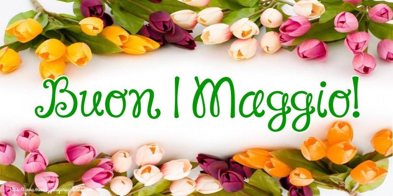 Cartoline per la Festa del Lavoro - Buon 1 Maggio!