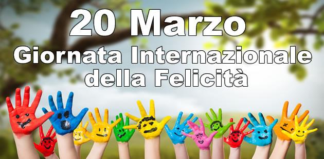Messaggi Cartoline personalizzate per la Giornata Internazionale della Felicità