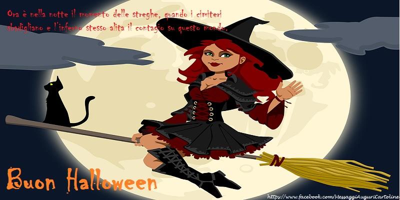 Cartoline di Halloween - Buon Halloween