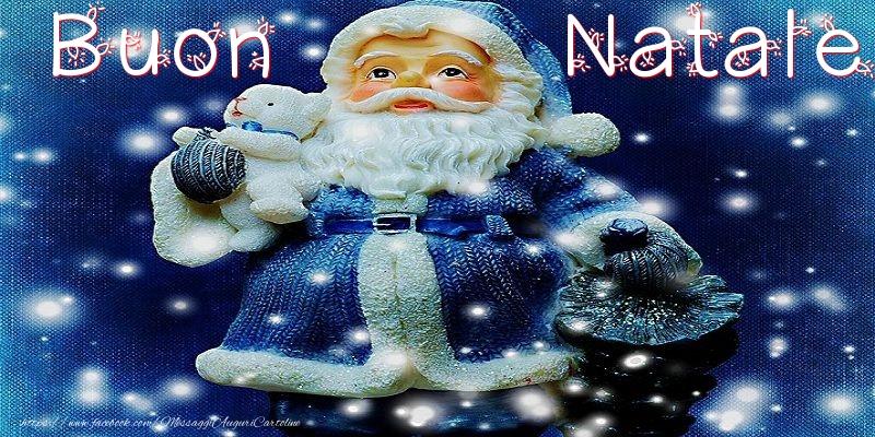Cartoline di Natale - Buon Natale