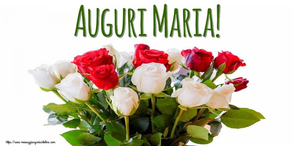 Natività della Beata Vergine Maria Auguri Maria!