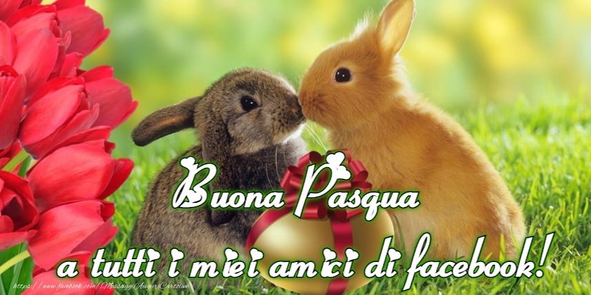 Cartoline di Pasqua - Auguri di Buona Pasqua!