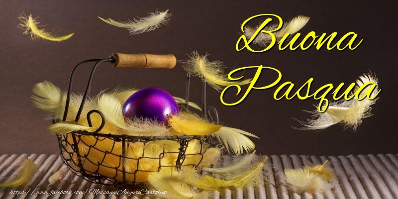 Cartoline di Pasqua - BuonaPasqua