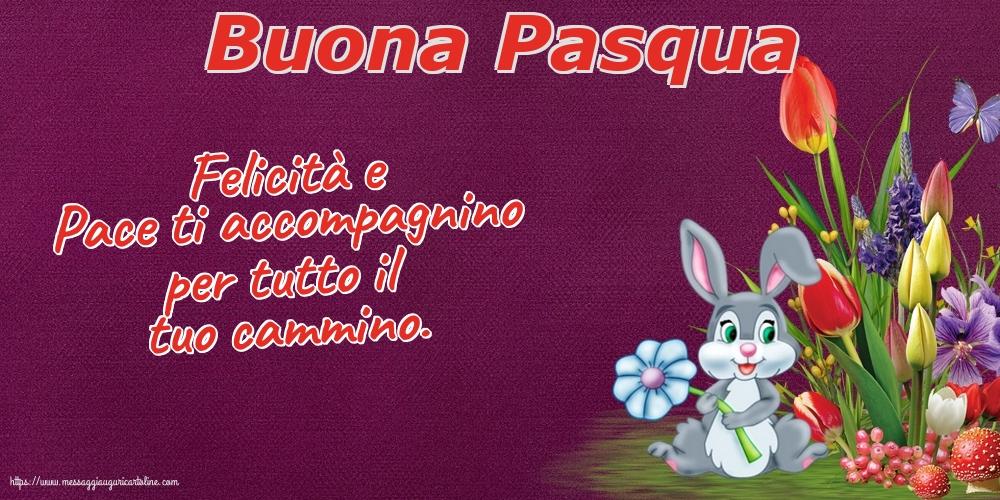 Cartoline di Pasqua - Buona Pasqua