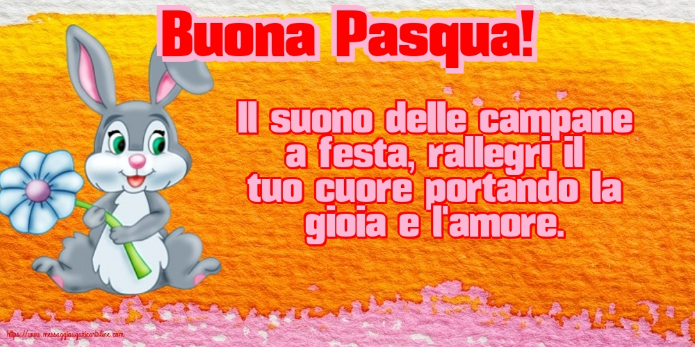 Cartoline di Pasqua - Buona Pasqua!