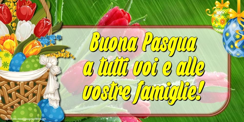 Il più popolari cartoline di Pasqua - Buona Pasqua a tutti voi e alle vostre famiglie!