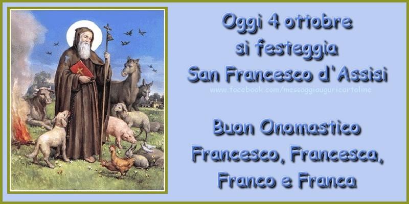 San Francesco San Francesco d'Assisi