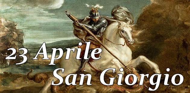 Messaggi Cartoline personalizzate di San Giorgio