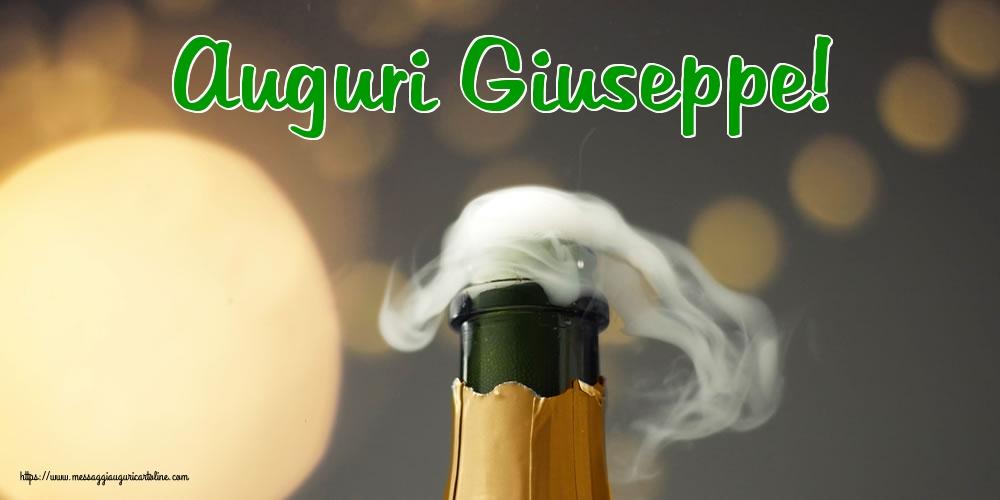 Cartoline di San Giuseppe - Auguri Giuseppe!