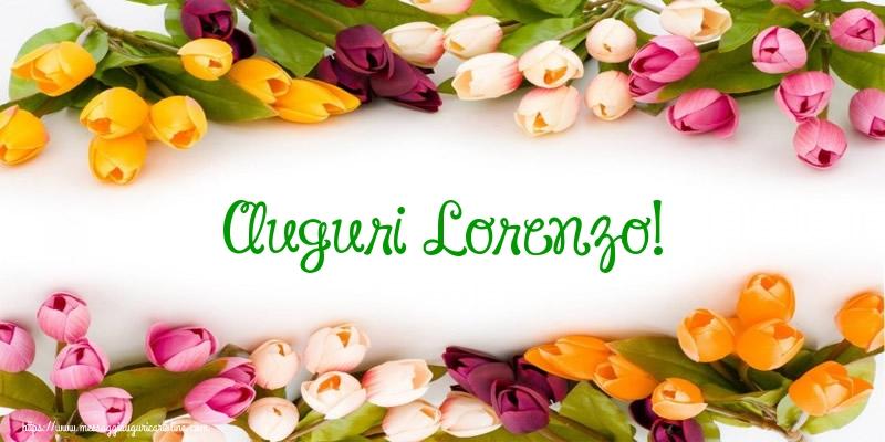 Cartoline di San Lorenzo - Auguri Lorenzo!