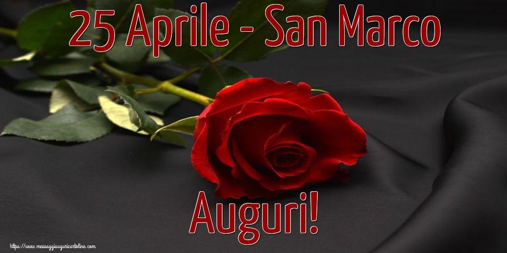 Cartoline di San Marco - 25 Aprile - San Marco Auguri!
