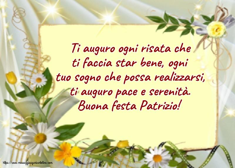 Cartoline di San Patrizio - Buona festa Patrizio!