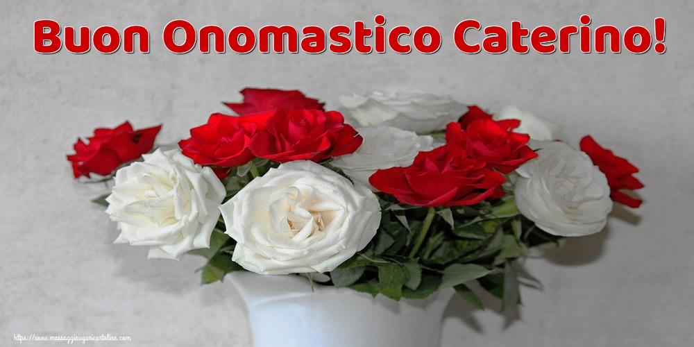 Cartoline di Santa Caterina - Buon Onomastico Caterino!