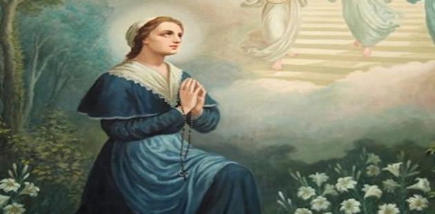 Messaggi Cartoline personalizzate di Sant' Angela