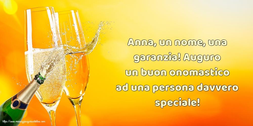 Cartoline di Sant'Anna - Anna, un nome, una garanzia!