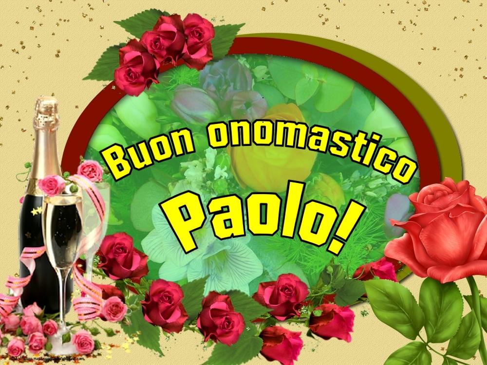 Santi Pietro e Paolo Buon onomastico Paolo!