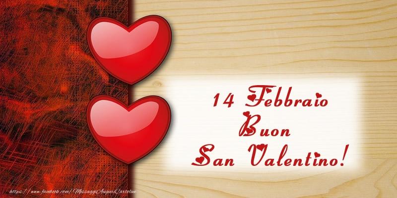 San Valentino 14 Febbraio Buon San Valentino!