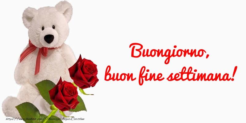 Cartoline di buon weekend buongiorno buon fine for Buon weekend immagini simpatiche