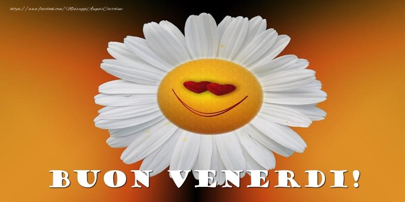 Famoso Buon venerdi! - messaggiauguricartoline.com MP56