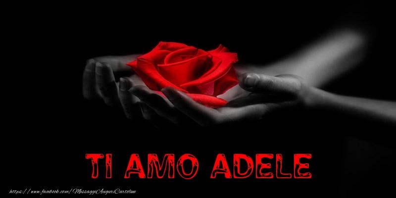 Cartoline d'amore - Ti Amo Adele