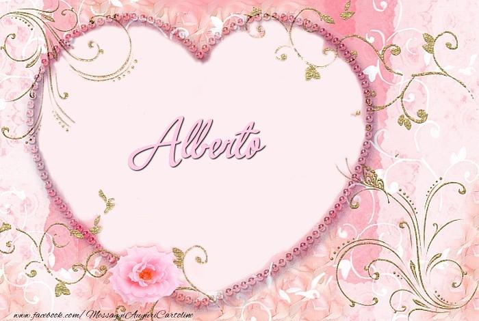 Cartoline d'amore - Alberto