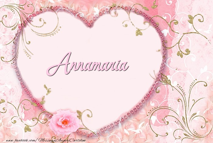 Cartoline d'amore - Annamaria