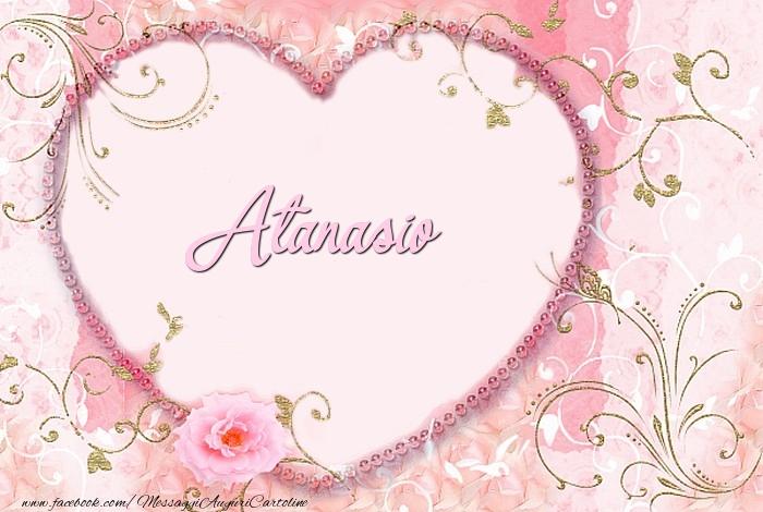 Cartoline d'amore - Atanasio