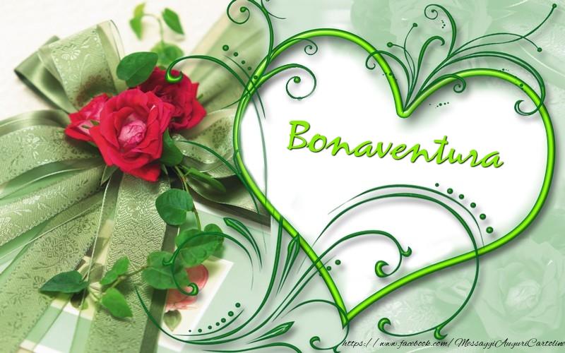 Cartoline d'amore - Bonaventura