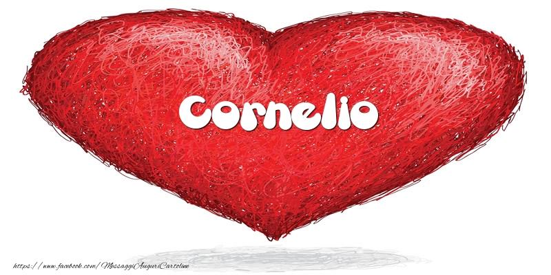 Cartoline d'amore - Cornelio nel cuore