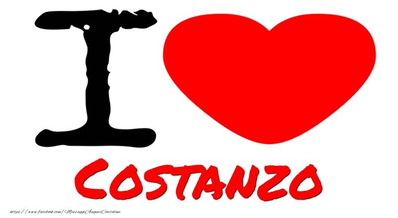 Cartoline d'amore - I Love Costanzo